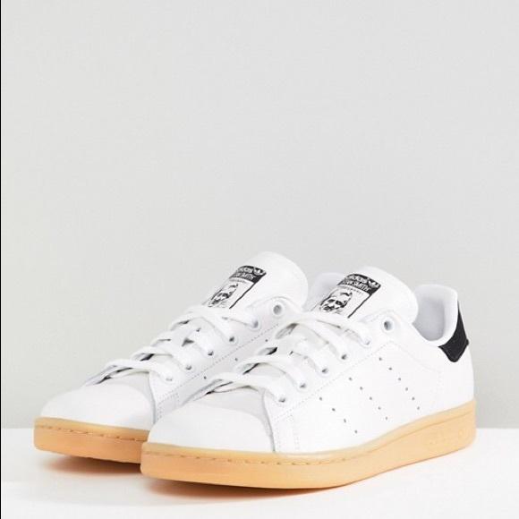 adidas stan smith gum sole